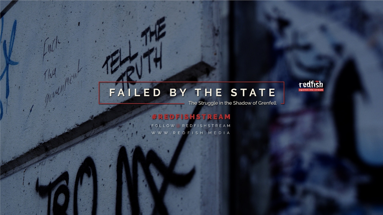 Failed By The State screening and discussion.