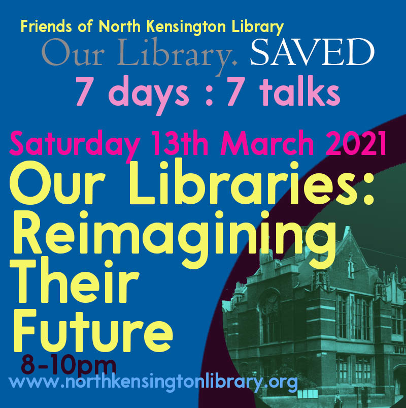 Our Libraries - Reimagining their future