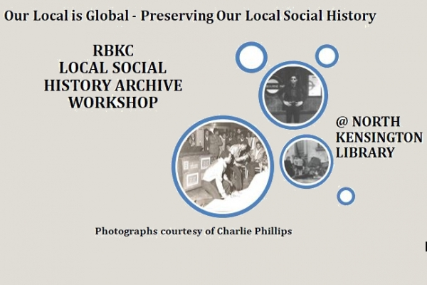 Our Local is Global - Preserving Our Local Social History
